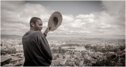 welcome to Antananarivo