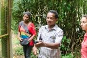 Bernard from the MFG explains bamboo lemur nutrition