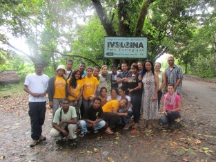 Conservation Medicine training 2015